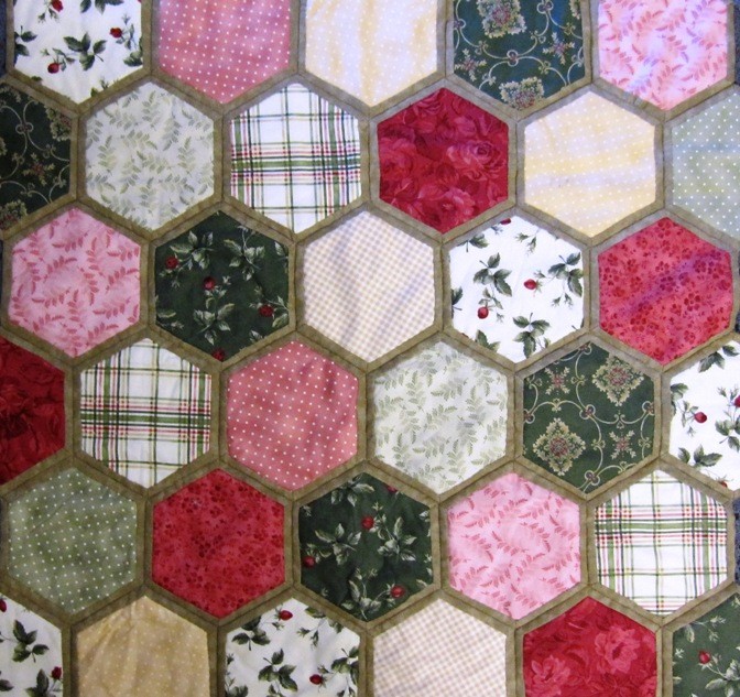 """Quilt As You Go """" Projects :: The Quilt Fairy"""