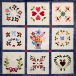Easy Applique Sampler ... new and traditional designs